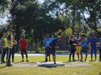 Jogos escolares envolvem centenas de alunos surdos em Porto Alegre Félix Zucco/Agencia RBS