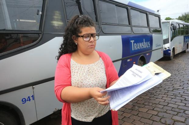 Após mobilização, prefeitura desiste de mudanças nos ônibus de Cachoeirinha Julio Cordeiro / Agência RBS/Agência RBS