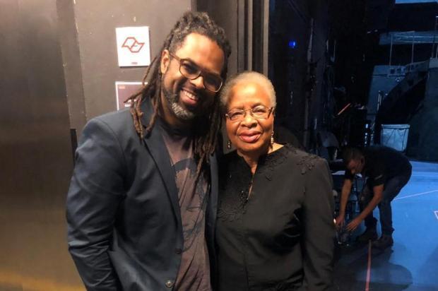 """Manoel Soares apresenta Graça Machel: """"Ela se dedicou a melhorar a vida de outros africanos"""" Arquivo Pessoal/Divulgação"""