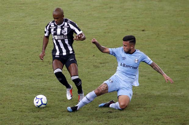 Luciano Périco: A constrangedora colocação do Grêmio na tabela do Brasileirão LC Moreira/Agência Lancepress!