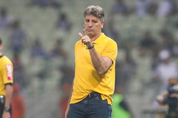 Cacalo: time e situação do Grêmio merecem uma autocrítica poderosa Lucas Uebel / Grêmio FBPA/Grêmio FBPA