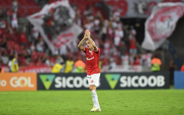 Guerrinha: Odair erra ao deixar D'Alessandro fora do time nos jogos longe do Beira-Rio Ricardo Duarte / Sport Club Internacional/Sport Club Internacional
