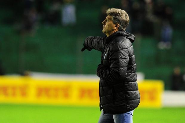 Cacalo: Renato comete erros, como todo profissional, mas os acertos são muito maiores Porthus Junior/Agencia RBS