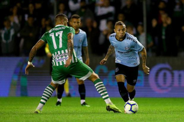 Cacalo: Grêmio melhorou, mas segue sem vencer Lucas Uebel / Grêmio FBPA/Grêmio FBPA