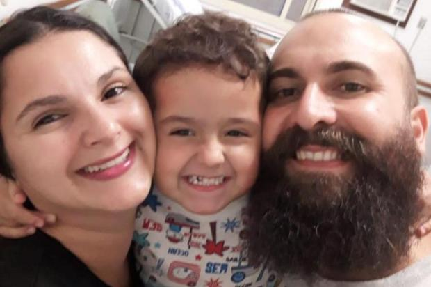 Após matéria no Diário Gaúcho, menino consegue exame e apresenta melhora Arquivo Pessoal/Arquivo Pessoal