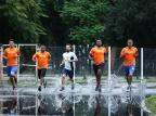Coletores formam equipe para corridas de rua na Capital Isadora Neumann / Agência RBS/Agência RBS
