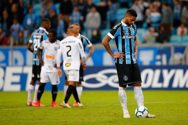 Guerrinha: Renato deveria dar um tempo sem André Marco Favero/Agência RBS