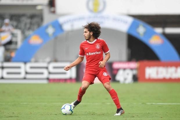 Lelê Bortholacci: Nonato é titular do Inter Ricardo Duarte/Inter/Divulgação