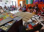 Iniciativa propõe ensino de idioma africano e criação de biblioteca comunitária na Restinga Robinson Estrásulas/Agencia RBS