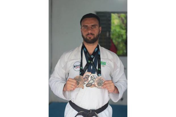 Atleta de Gravataí faz campanha para ir a campeonato mundial arquivo pessoal / arquivo pessoal/arquivo pessoal