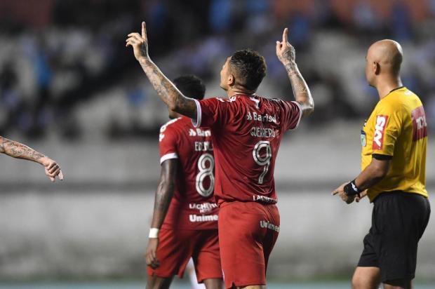 Guerrinha: dá gosto ver Paolo Guerrero jogar Ricardo Duarte/Divulgação