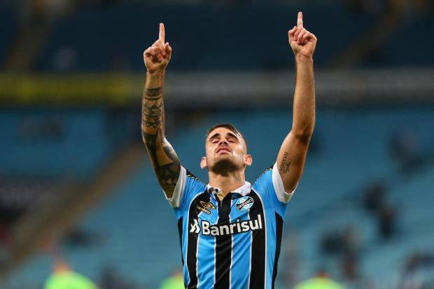 Cacalo: as boas novidades do time do Grêmio Marco Favero/Agencia RBS