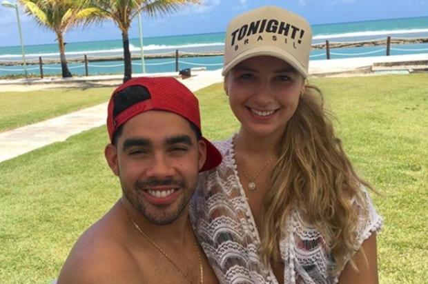 """""""Estamos bem, na medida do possível"""", diz namorada de Gabriel Diniz sobre momento de luto Reprodução/Instagram"""