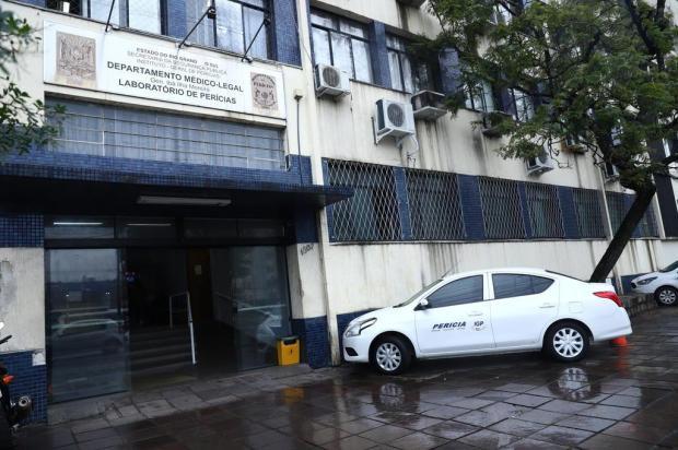 Superlotação de corpos deixa necrotério de Porto Alegre insustentável Isadora Neumann/Agencia RBS