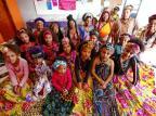 Iniciativas valorizam a cultura africana e incentivam a autoestima em crianças e adolescentes de Porto Alegre Robinson Estrásulas/Agencia RBS