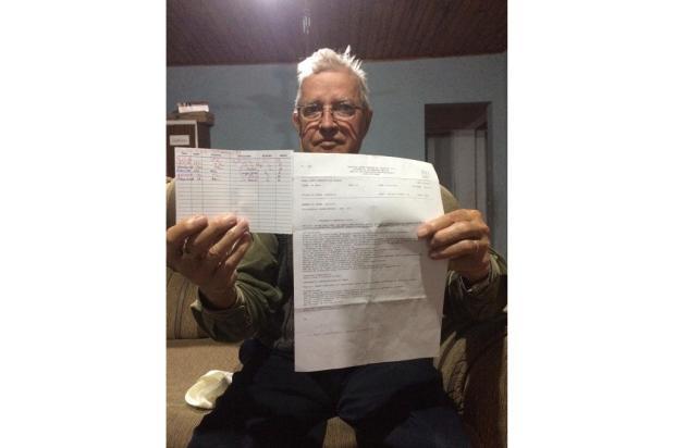 Morador de Porto Alegre espera há mais de um ano cirurgia para retirada de pedras na vesícula Arquivo Pessoal / Arquivo Pessoal/Arquivo Pessoal