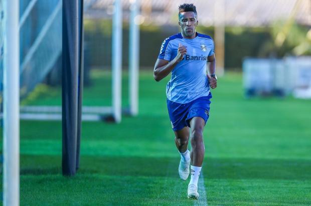 Atuação de Capixaba mostra que Cortez é muito titular Lucas Uebel / Grêmio, Divulgação/Grêmio, Divulgação