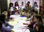 ONG da Restinga oferece aulas de corte e costura para mulheres Mateus Bruxel/Agencia RBS