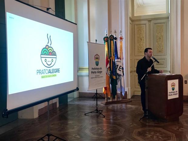 Prefeitura lança edital para novos restaurantes populares de Porto Alegre Alberi Neto / Agência RBS/Agência RBS