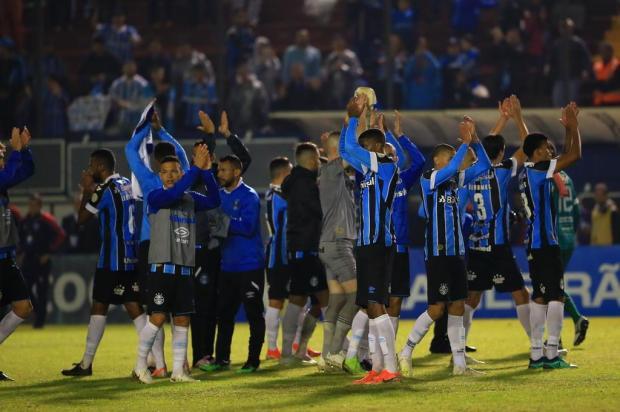 Cacalo: Grêmio venceu, mas novamente apresentou um futebol lento Tadeu Vilani/Agência RBS