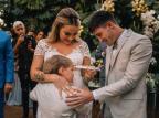 Ex de Neymar, influencer Carol Dantas se casa em cerimônia no interior de SP Torin Zanette /