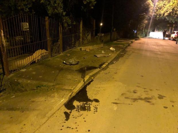 Homem é morto em Alvorada com quatro tiros nas costas Brigada Militar / Divulgação/Divulgação