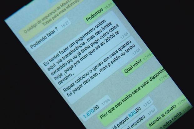 Polícia investiga 70 casos de invasão de WhatsApp no RS Reprodução/RBS TV