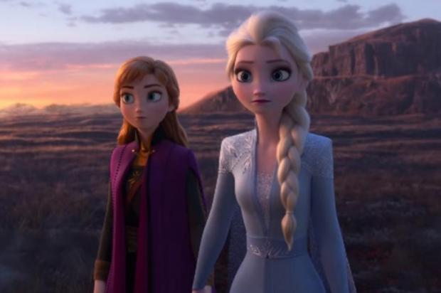 """""""Frozen 2"""": assista ao novo trailer da sequência Walt Disney Animation Studios/Reprodução"""