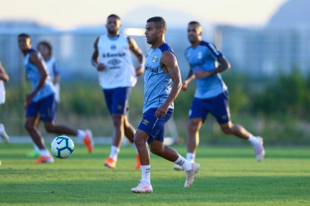 Lucianinho: Grêmio precisa vencer o Botafogo para entrar no recesso longe do Z-4 do Brasileirão Lucas Uebel  / Grêmio FBPA/Grêmio FBPA