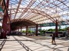 Obra de recuperação do telhado do Terminal Triângulo começa nesta quinta-feira Omar Freitas/Agencia RBS