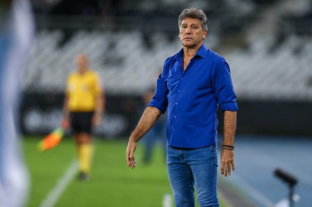 Cacalo: confesso que tenho saudade dos jogos do Grêmio Lucas Uebel / Grêmio, Divulgação/Grêmio, Divulgação