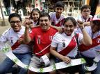 Lelê Bortholacci: vá ao estádio e viva a emoção da Copa América Mateus Bruxel/Agencia RBS
