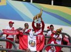Lelê Bortholacci: tchau, Copa América Fernando Gomes/Agência RBS