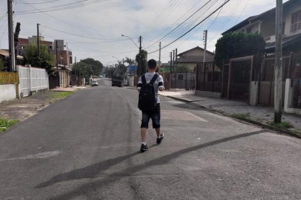 Falta de transporte escolar atrapalha rotina de alunos de Gravataí Arquivo Pessoal/Arquivo Pessoal