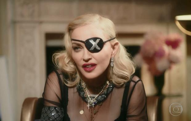 """""""Faz Gostoso"""": Madonna diz que precisaria de US$ 300 mil para gravar clipe com Anitta TV Globo / Reprodução/Reprodução"""