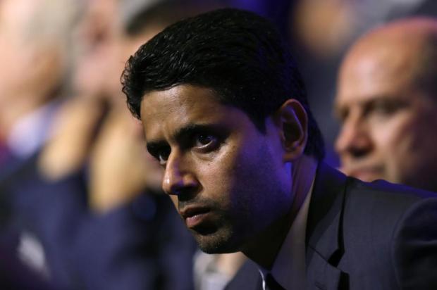 Guerrinha: dono do PSG mostra que a crise financeira não afetou a todos no futebol europeu VALERY HACHE/AFP
