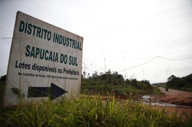 Área para empresas não saiu do papel em Sapucaia do Sul Félix Zucco/Agencia RBS