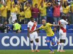 Luciano Périco: só algo muito fora do comum tira o título da Copa América do Brasil NELSON ALMEIDA / AFP/AFP