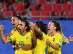 Lelê Bortholacci: a hora e a vez do futebol feminino PHILIPPE HUGUEN/AFP