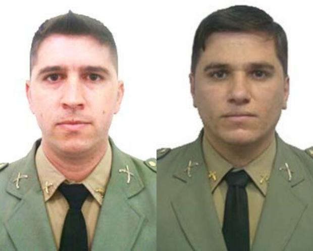 Três homens, apontados como segurança, gerente e chefe do tráfico, são indiciados por morte de PMs em Porto Alegre BM / divulgação/divulgação