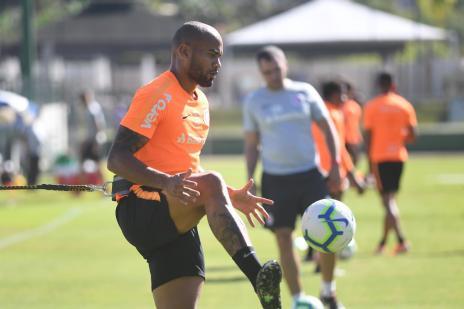 Guerrinha: o retorno de Rodrigo Moledo ao time do Inter ainda é um mistério (Ricardo Duarte / Divulgação/Divulgação)
