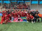 Lelê Bortholacci: reconstrução do Inter tem resultados positivos na base Mariana Capra/Inter