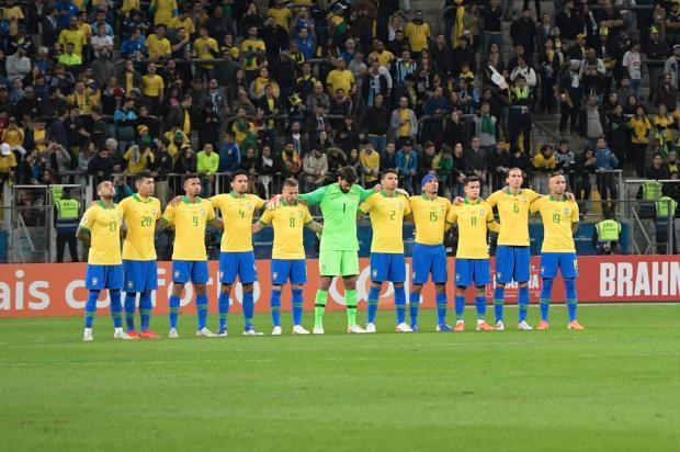 Lelê Bortholacci: nas semifinais da Copa América temos as favoritas de um lado e as surpresas de outro JUAN MABROMATA / AFP/AFP