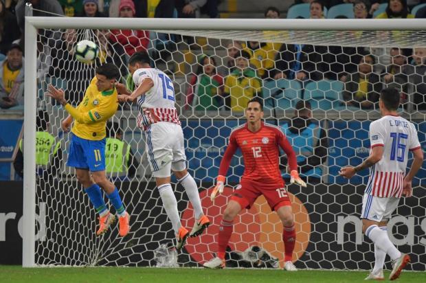 Luciano Périco: nível técnico da Copa América está muito abaixo do esperado LUIS ACOSTA / AFP/AFP