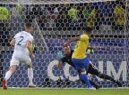 Luciano Périco: Seleção foi cirúrgica para vencer a Argentina Luis Acosta/AFP