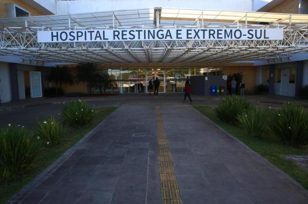 Hospital da Restinga completa cinco anos de funcionamento Tadeu Vilani/Agencia RBS