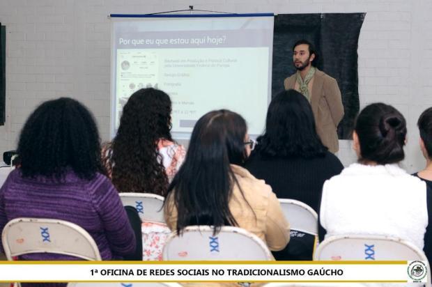 Tecnologia a favor do tradicionalismo Maikol Locatelli/Divulgação