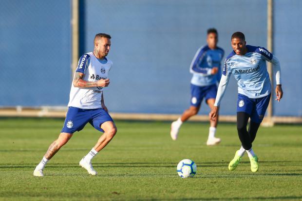 Guerrinha: em casa, Grêmio vai ser ofensivo contra o Bahia Lucas Uebel / Grêmio FBPA/Grêmio FBPA