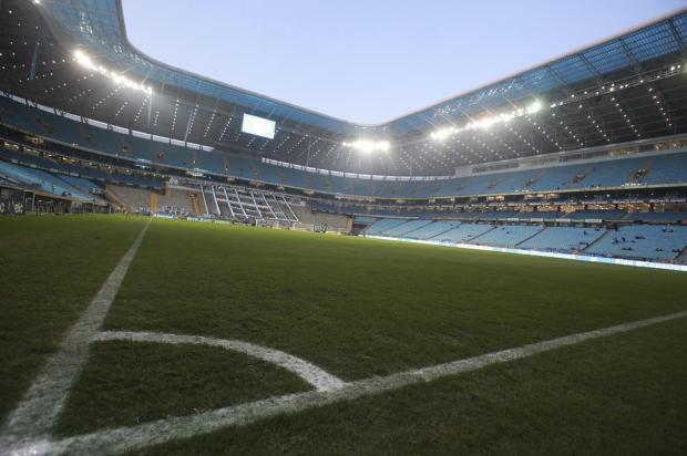 Cacalo: gramado sintético na Arena é inaceitável e demonstraria incompetência de quem administra o estádio Marcos Favero/Agencia RBS