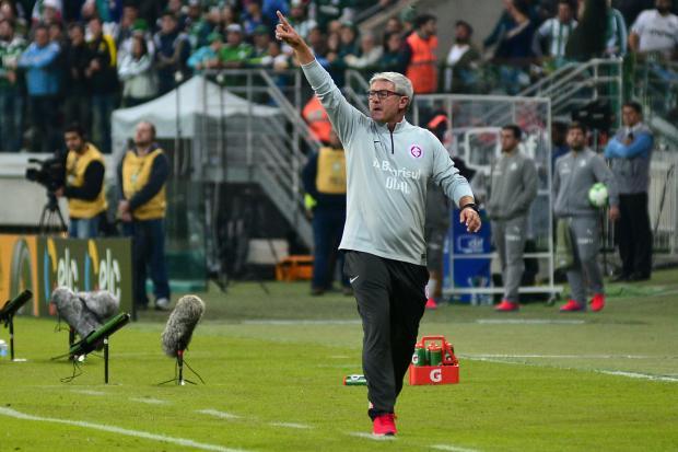 Lelê Bortholacci: derrota do Inter para o Palmeiras foi previsível Bruno Ulivieri / LancePress/LancePress